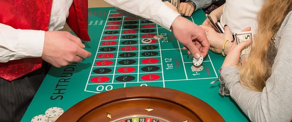Ruletti kasinopeli
