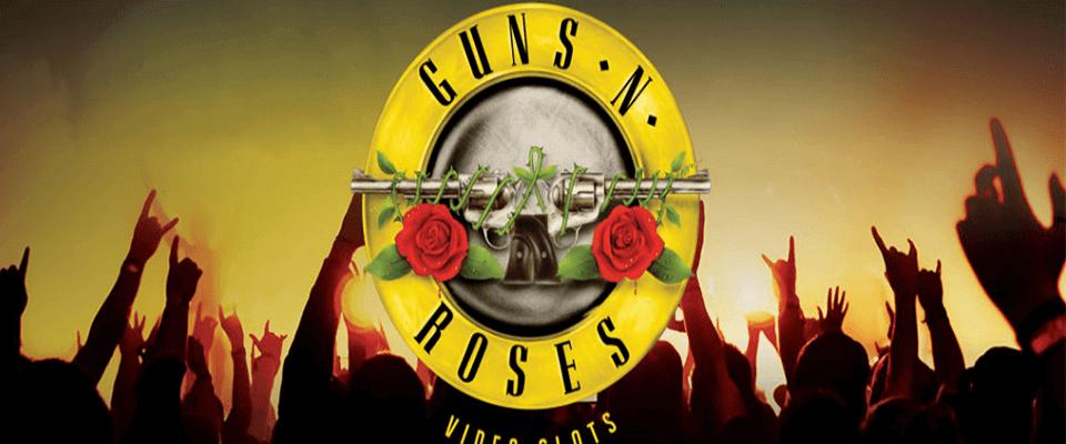 Guns N´ Roses kolikkopeli