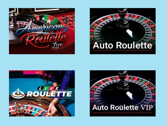 Ruletti Reeltastic kasinolla