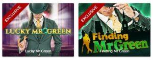 Mr Green - yksinoikeuspelit