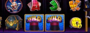 Wild -symbolin tuoma voitto