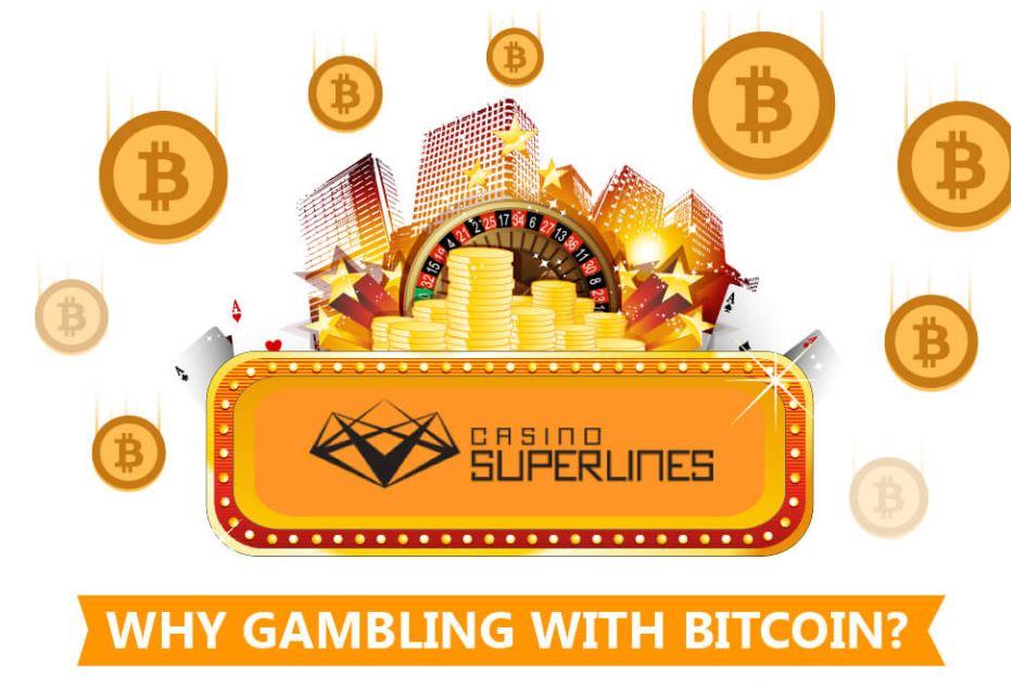 Casino Superlines ja Bitcoin