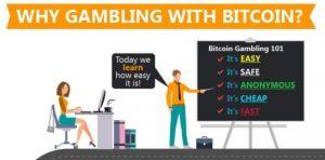 Casino Superlines ja Bitcoinin edut